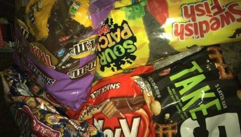 EHS weighs in on favorite Halloween candy