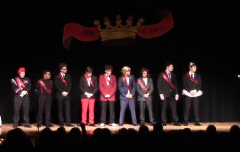 And the winner of Mr. Cavo is…