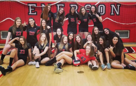 EHS volleyball player discusses season so far