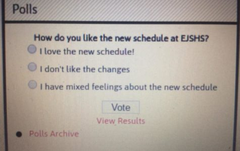 Students react to changes in schedule