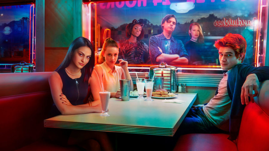 Riverdale+takes+a+darker+approach+on+the+Archie+Comics.