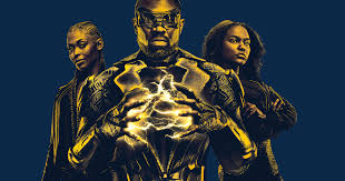 The CW welcomes a new hero by the name of Black Lightning!