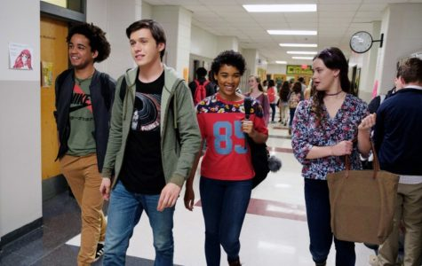 "Fall in love with Simon in the new film ""Love, Simon""!"