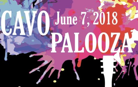 Time to get PALOOZED at the 2nd annual CavoPALOOZA!