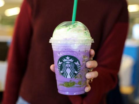 Starbucks' new seasonal drink: the Witch's Brew Frappuccino