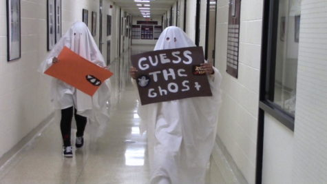 """Guess the Ghost"" for a good cause"