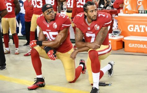 NFL players shouldn't protest the national anthem
