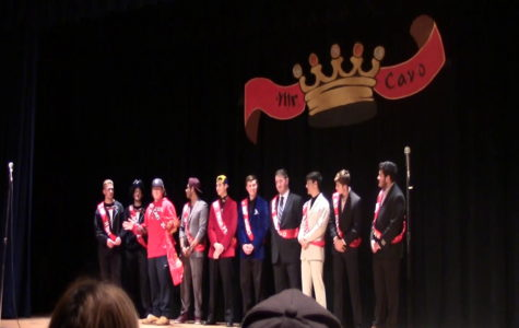 Mr. Cavo 2018 crowned
