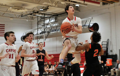 Senior Basketball Player Looks to Get Off to a Good Start