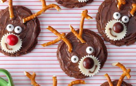 Christmas Reindeer Cookies!