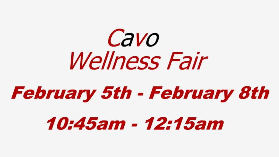 Wellness Fair coming to EHS!