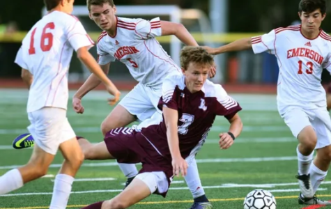 Emerson Boy's Soccer Making A Statement