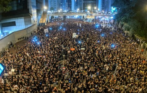 The Hong Kong Protests Continue to Rage On