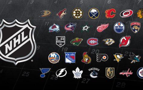 NHL 2019-2020 SEASON