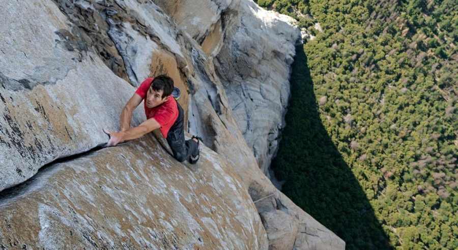 The Climb For Glory: Alex Honnold