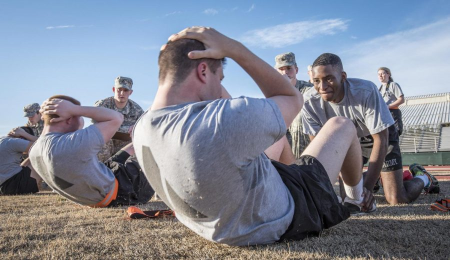 College ROTC Programs for Military Careers