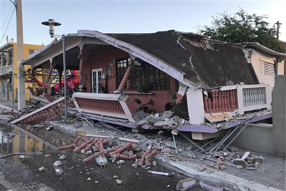 Tragedy Strikes in Puerto Rico