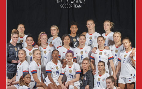 U.S. Women's Soccer Team Named TIME's Athletes of the Year