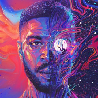 Review of Kid Cudi's New Album (Man On The Moon 3: The Chosen)