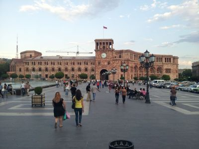 Terror Strikes Armenia
