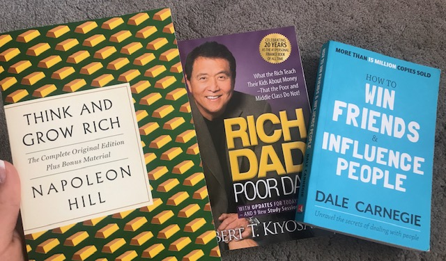 Top 10 Self-Improvement Books Recommended by Successful People