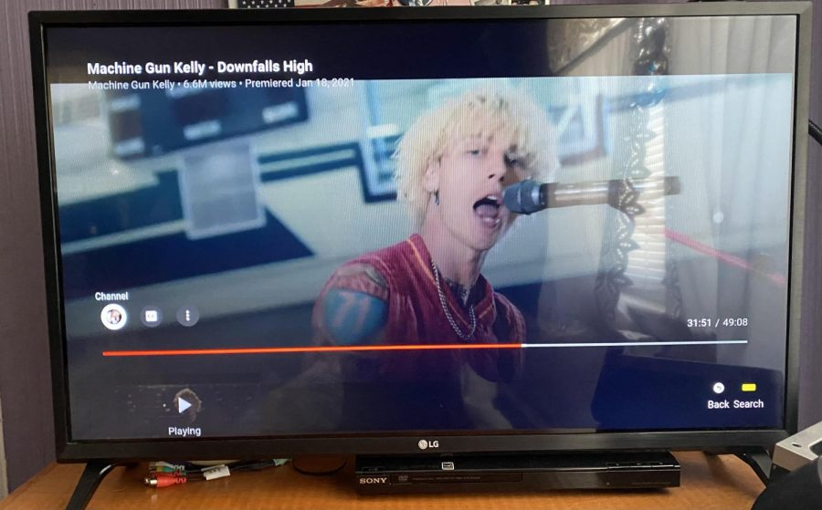 MGK Downfalls High Review