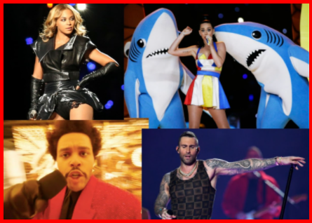The Five Worst and Five Best Super Bowl Halftime Shows in History
