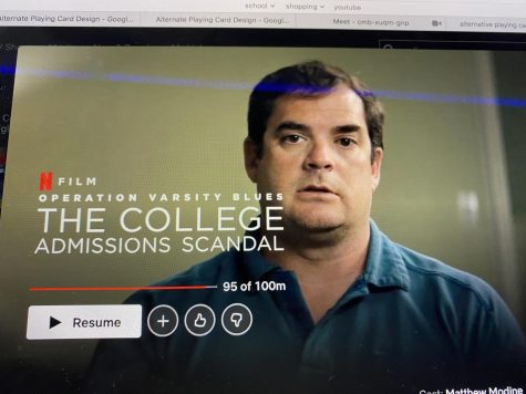 """The College Admissions Scandal"": Review"