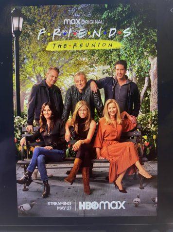 """Friends Reunion"" Review"