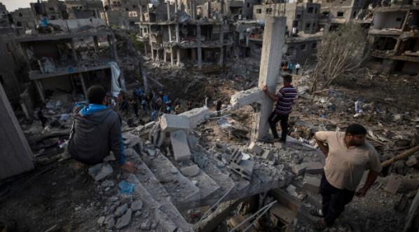 The Destruction of Gaza