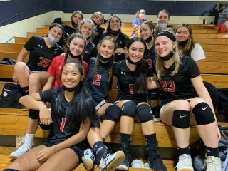 Volleyball Team Serves Up a Great Season