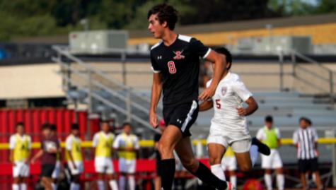 High Expectations for Boys Varsity Soccer Team